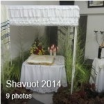 Shavuot 2014